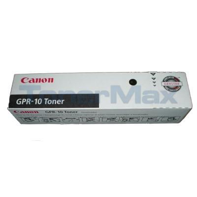 CANON GPR-10 TONER BLACK